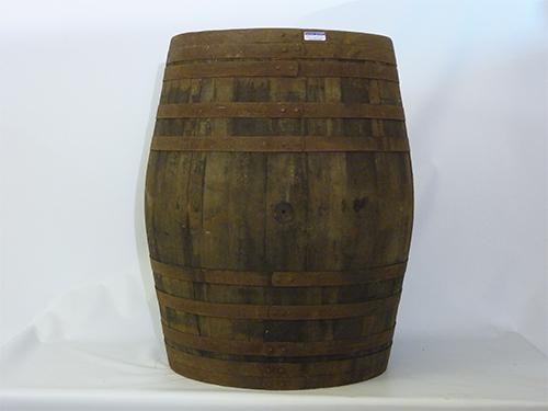 Gebruikt whiskyvat 500 ltr punch head