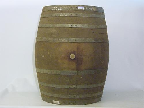 Gebruikt wijnvat 500 ltr bordeaux