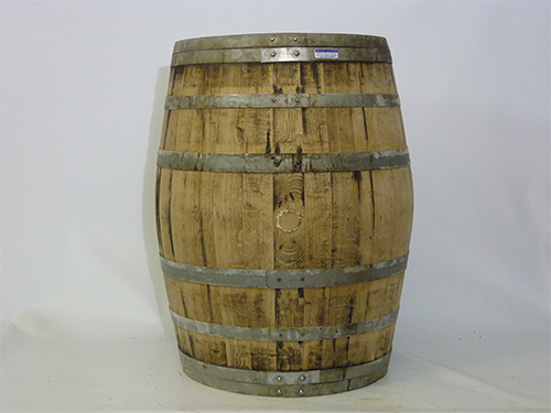 Recoopered brandy vat 270 ltr